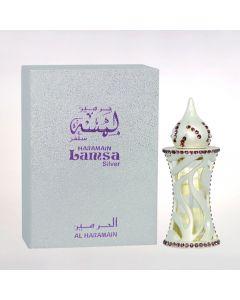 Al Haramain Lamsa Silver Attar 12 ml Original Imported Attar From UAE