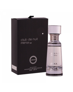 Armaf Club de Nuit Intense Men Attar Luxury Concentrated French Perfume Oil 20ML - Clone of Creed Aventus