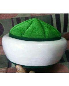 Simnani Green gumbadnuma taaj