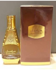 Rasasi MARASEIL 15ml Attar Perfume oil Imported