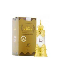 Afnan Sandal Abiyad 20ml imported Attar concentrated perfume oil