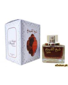 Lattafa Sheikh Al Shuyukh Khusoosi Perfume Scent 100 ml Imported from UAE